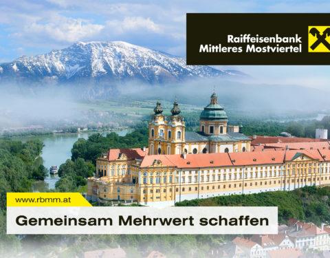 Imagefilm Raiffeisenbank Mittleres Mostviertel – short version